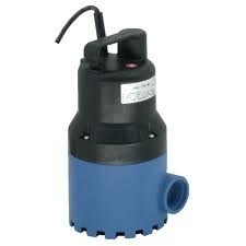 Tallas Pro 170 na zonder vlotter 5400 liter per uur