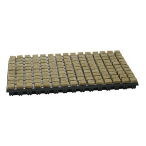 Cultilene steenwoltray 4x4 77 stuks per tray 18 trays per doos