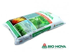 Bio Nova soilmix 40 liter incl verzenddoos