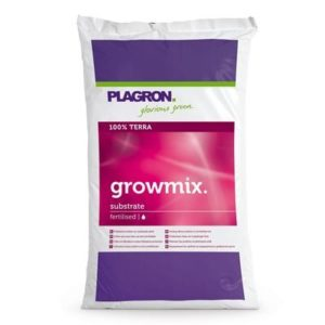 Plagron Grow Mix 50L incl verzenddoos