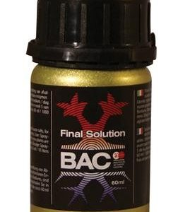 B.A.C The Final Solution 60ml
