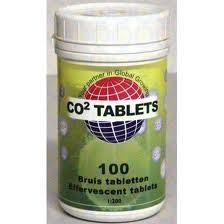 Biogreen c02 Tabs 100 stuks