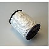 Touw wit nylon 6 mm 100 meter per rol