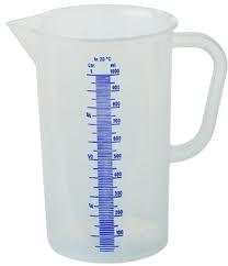 Maatbeker 100 ml