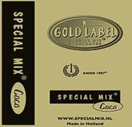 Gold label Special mix cocos 50 liter