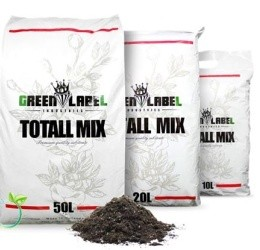 Green label Totall-Mix 50L incl verzenddoos