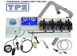 Voedingscomputer special 4 pomps