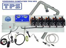 Voedingscomputer special 5 pomps gemonteerd