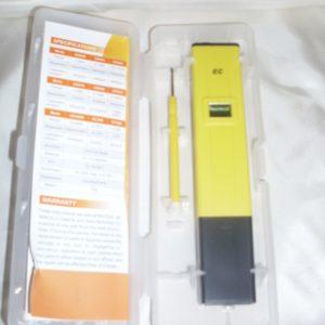 EC meter geel 0.0-19.9