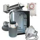 Kweektent technisch compleet  120x120x180-200