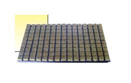 Toprock steenwol 25x40