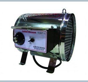 Hotbox elektrische kachel sirocco 1800 w
