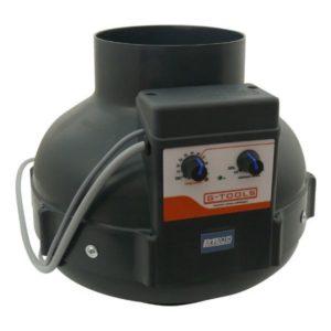 G-tools 125 fan control