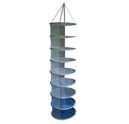 Hangend Droognet (paars rond 60cm)