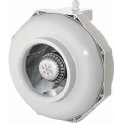 Buisventilator RK125L 355 m³