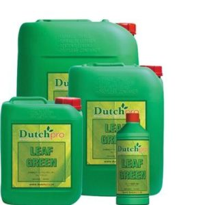 Dutch Pro Leaf Green 5L