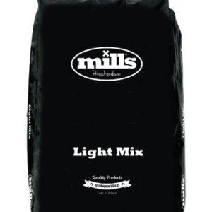 Mills Light Mix Soil 50L incl verzenddoos