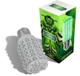 The Green Hornet LED Nachtlamp