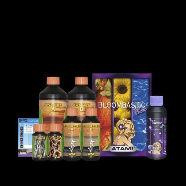 B Cuzz ATA Awa Bloombastic Box