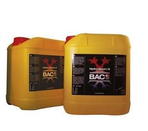 B.A.C Hydro Bloom A&B 10L