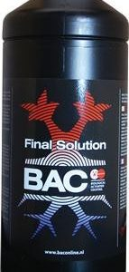 B.A.C The Final Solution 1L