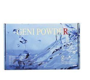 Geni Powder doos, 5 zakjes