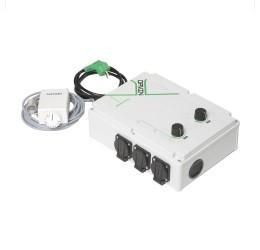 Davin DV11T Fancontroller incl thermostaat 16 Ampère EU