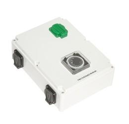 Davin DV14-K Schakelkast 4x 600 Watt incl kachelcontact EU