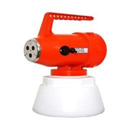 Electric Spray Vernevelaar 3 nozzle Oranje