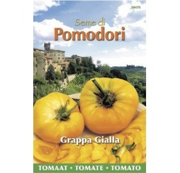 Buzzy Pomodori Grappa Gialla zaden