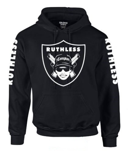 Raiders Eazy E Ruthless maat L