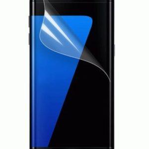 Samsung Galaxy S7 Edge TPU (plastic) folie 3D Curved