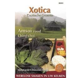 Buzzy Xotica Amsoi Rood zaden (080403)