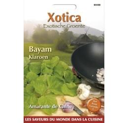 Buzzy Xotica Bayam Klaroen zaden (080408)