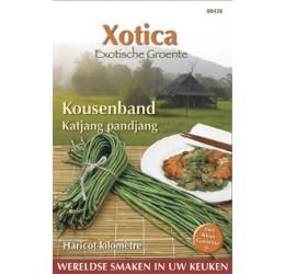 Buzzy Xotica Kousenband Katjang pandjang zaden (080428)