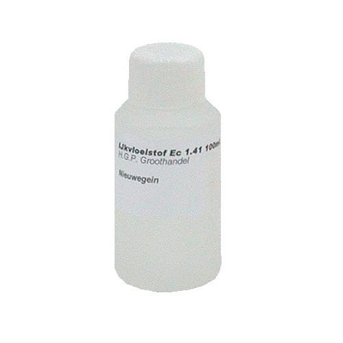 Eutech ijkvloeistof ec 3.0 100 ml