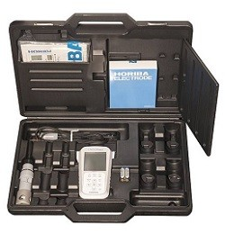 Horiba LAQUAact DO110-K -Zuurstof handmeter in koffer-