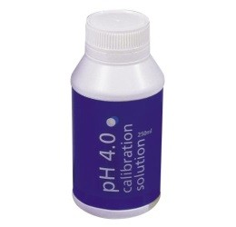 Bluelab PH ijkvloeistof 4.0 250ml