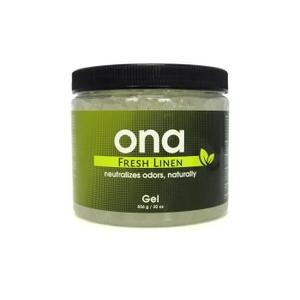 Ona Fresh Linen Gel Pot 500ml 428gr