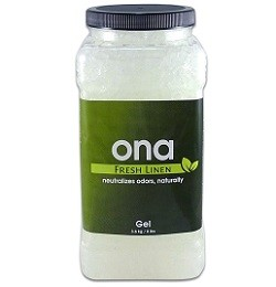 Ona Fresh Linen Gel Pot 4L 3.6kg