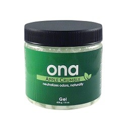 Ona Apple Crumble Gel Pot 500ml 428gr