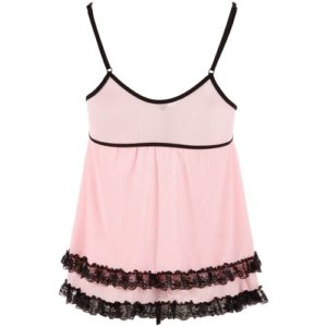 Babydoll Set Rosa Small