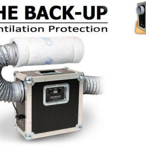 The Back-up beveiliging voor de afzuiger