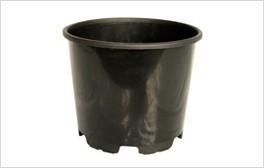 Ronde pot 25 liter 33 cm doorsnede