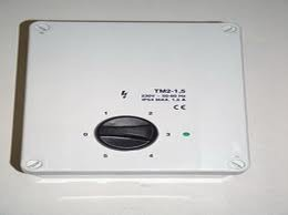Thermostaat 16a tbv Tma dimmer