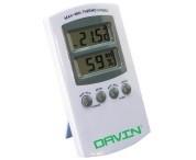 Davin Thermo hygrometer digitaal