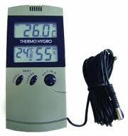 Thermo hygrometer externe sensor