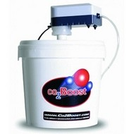 Co2 Booster 4kg Emmer incl pomp