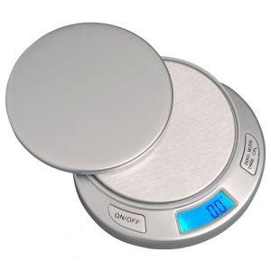 On Balance DR-500 round Miniscale 500G X 0.1G